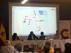GEICA: Nicaragua, Guatemala, Honduras y Costa Rica